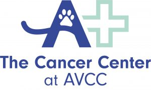 logo for The Cancer Center at AVCC